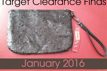 Target Clearance Haul January 2016 | Naturally Stellar