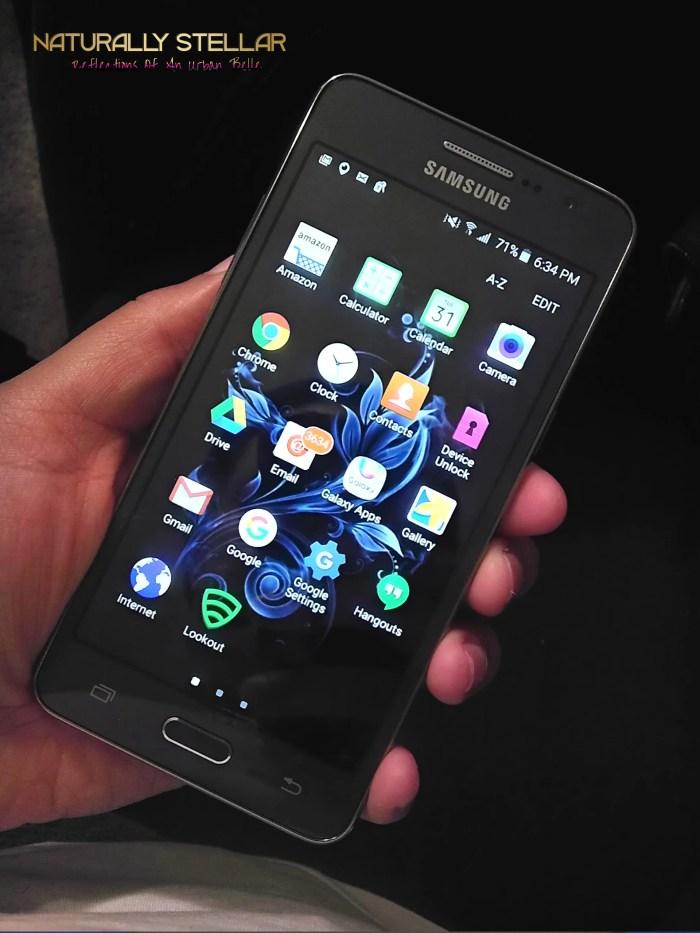 Samsung Galaxy Grand Prime| Naturally Stellar