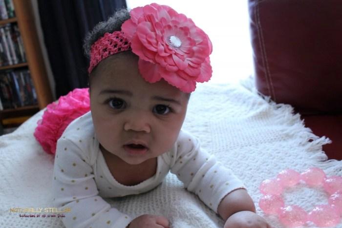 DealZip Baby Ruffle Bloomer Set Review | Naturally Stellar