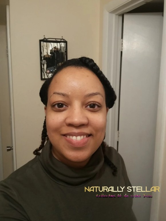 Meaningful Beauty Review After Pic 1 | Naturally Stellar
