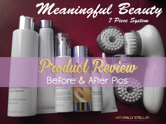 Meaningful Beauty Review | Naturally Stellar