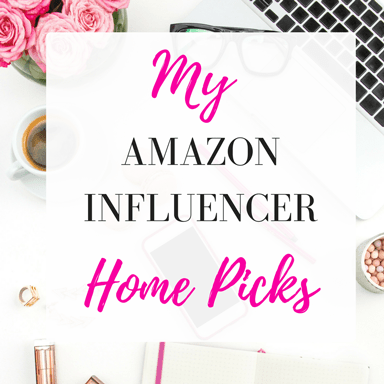 My Top Home Picks on Amazon