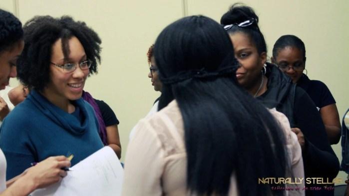 Metro Nashville Natural Hair Meetup Attendee | Naturally Stellar