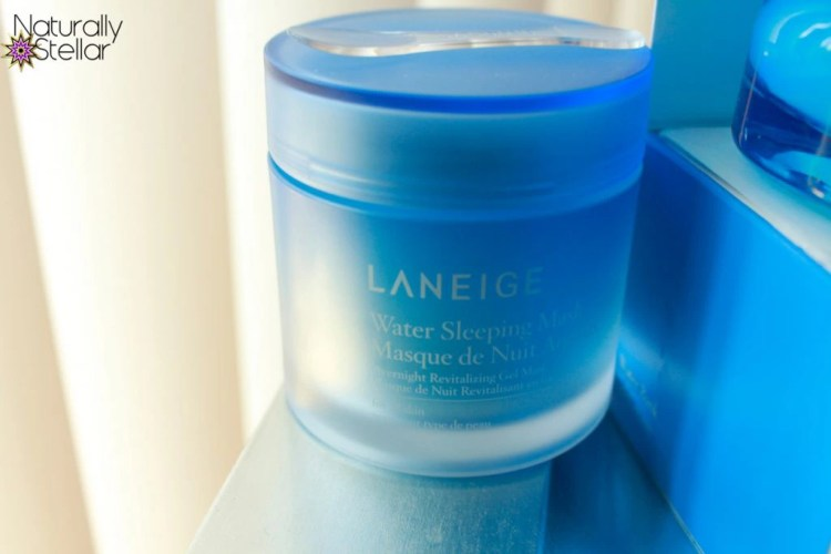 Water Sleeping Mask - Use 1 to 2 time per week overnight