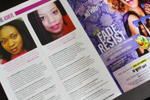 Beauty Cents Mag Interview| Dollar General presents A Day Of Beauty 2016 | Naturally Stellar