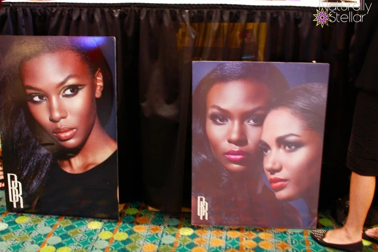 Black Radiance | Dollar General presents A Day Of Beauty 2016 | Naturally Stellar