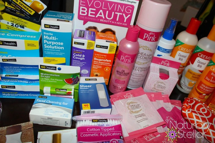 Dollar General presents A Day Of Beauty 2016 | Naturally Stellar