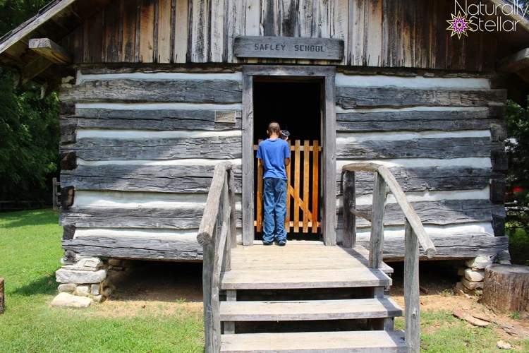 Shapely School | Tennessee Agricultural Museum - Summer Saturdays | Naturally Stellar