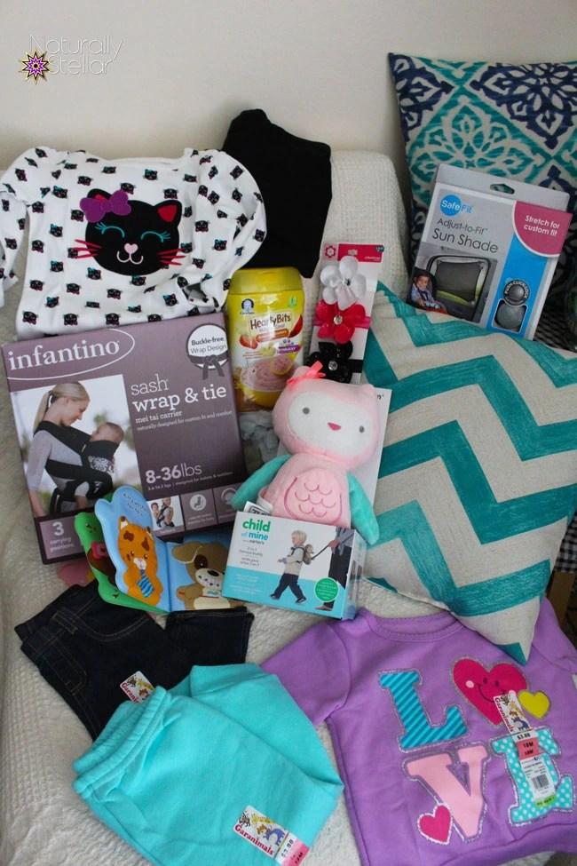 Walmart Baby Haul under $100 | Naturally Stellar