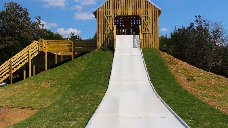 Lucky Ladd Farms Slide | Naturally Stellar