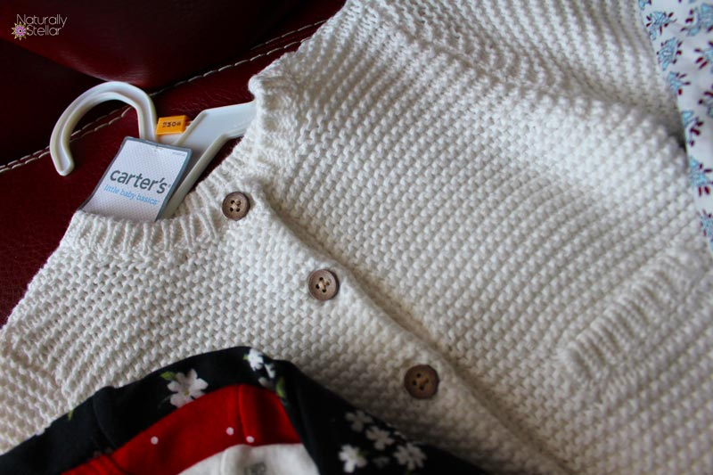 Carters Baby Clothes Fall Essentials| Naturally Stellar