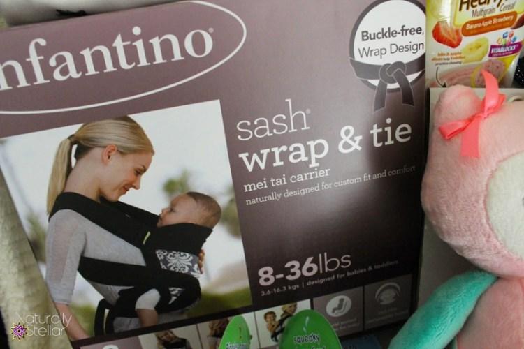 Walmart Baby Infantino Baby Carrier | Naturally Stellar