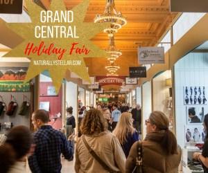 Grand Central Holiday Fair | Naturally Stellar