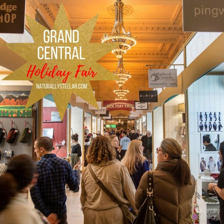 Grand Central Holiday Fair   Naturally Stellar