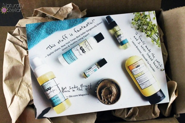 Moody Sisters Natural Skincare Review + Giveaway | Naturally Stellar