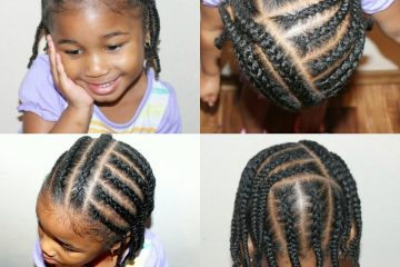 natural hair kids cornrows | Naturally Stellar
