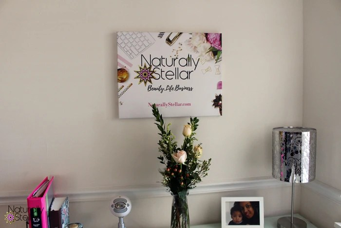Home Office Reveal | Naturally Stellar