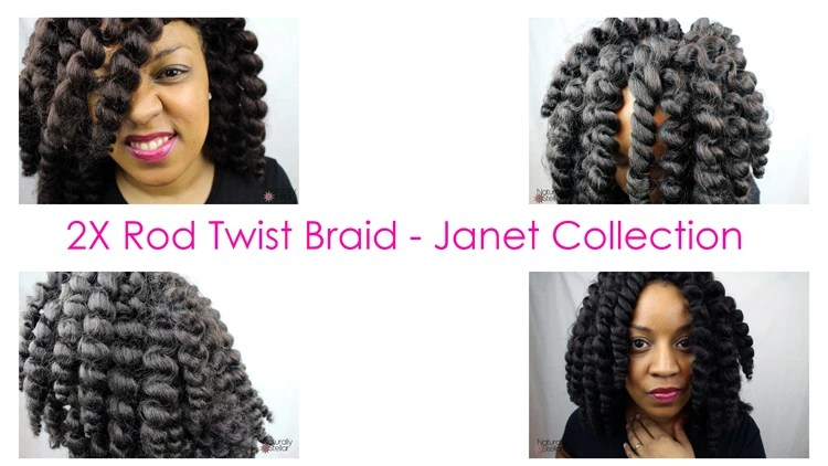Janet Collection 2X Rod Twist Crochet Braid | Naturally Stellar http://wp.me/p3XAVE-3bG
