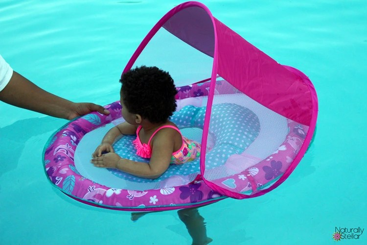 Learning and Teaching To Swim Just Got Easier | Naturally Stellar