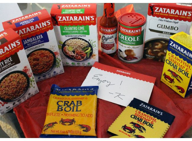 Zatarains | Easy Entrees and Side Dish Roundup | Naturally Stellar