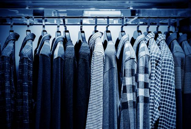 How to Revamp Your Guy's Closet