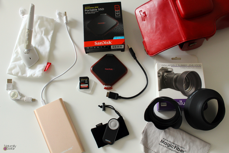 Must Have Tech Accessories To Boost Your Creative Life | Naturally Stellar