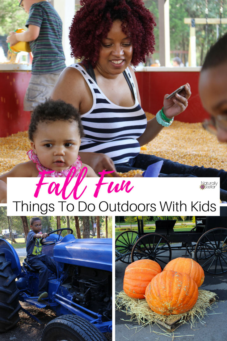 Getting outdoors for fall | Naturally Stellar