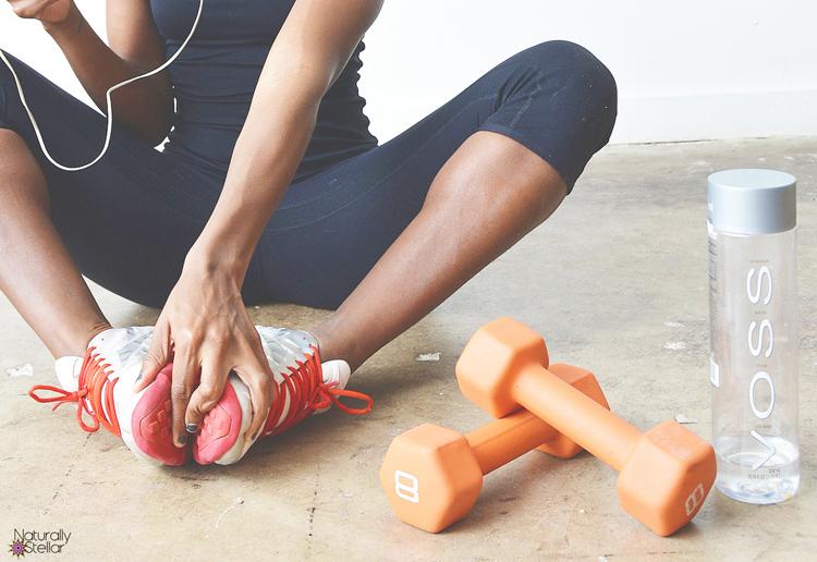 6 Ways To Control Stress Sweat | Naturally Stellar