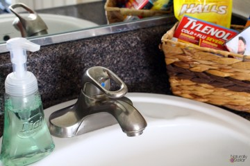 6 Ways To Germ Proof Your Home #HappilyStocked | Naturally Stellar