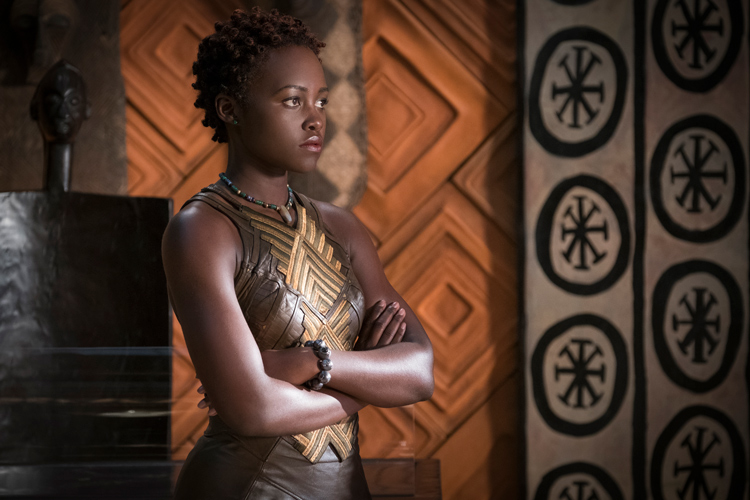 The Beauty Of Black Panther | Naturally Stellar