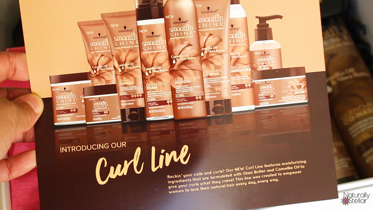 SMOOTH N SHINE LAUNCHES NEW CURLY PRODUCT LINE & PACKAGING | Naturally Stellar