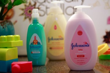 Johnson's Baby at Walgreens | Naturally Stellar