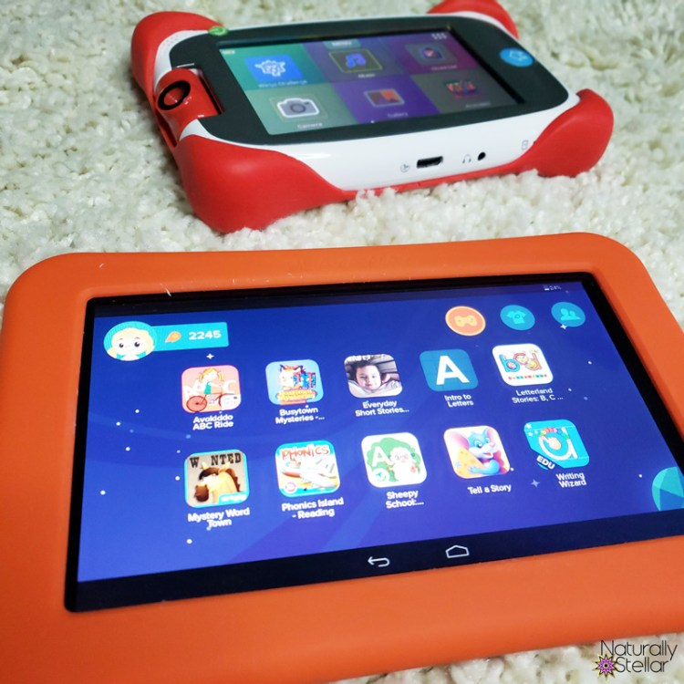 Tech Devices for Preschoolers | Naturally Stellar