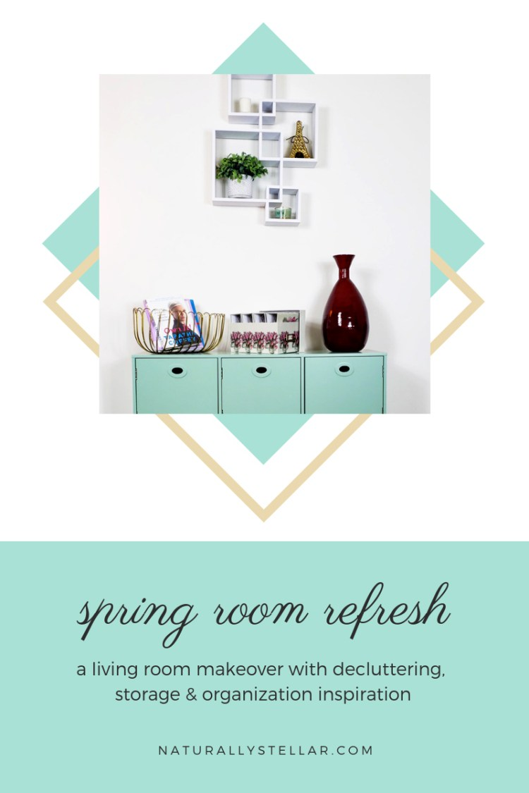 Apartment Living: Sparking Joy In Our Living Space With Wayfair | Naturally Stellar
