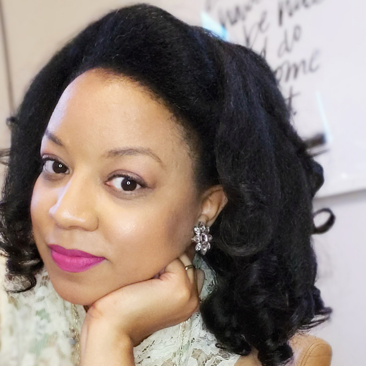 Curls Kinks and Co Boss Lady | Naturally Stellar