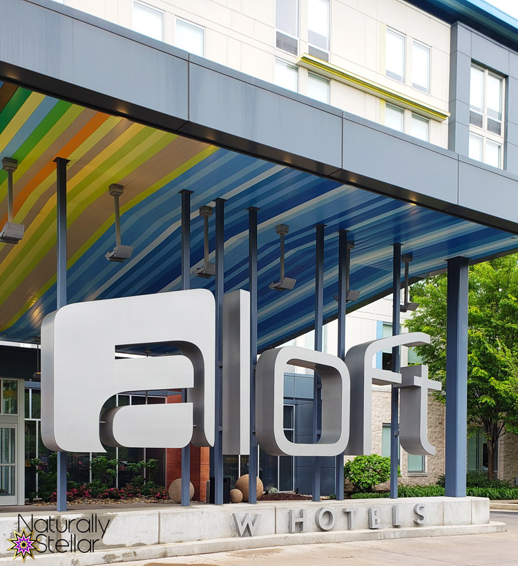 Aloft Franklin Hotel - The Benefits of Staycations | Naturally Stellar