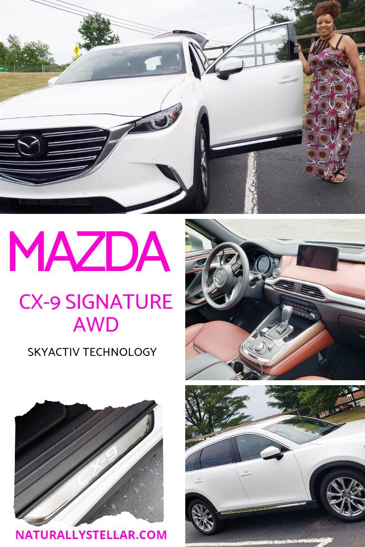 Mazda CX9 Features