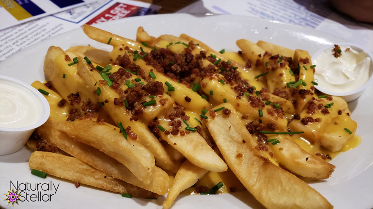 Bavarian Bierhaus Nashville - Beer Cheese Fries | Naturally Stellar