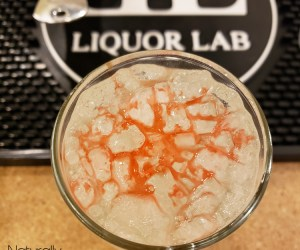 Liquor Lab SoHo Swizzle Overhead View | Naturally Stellar