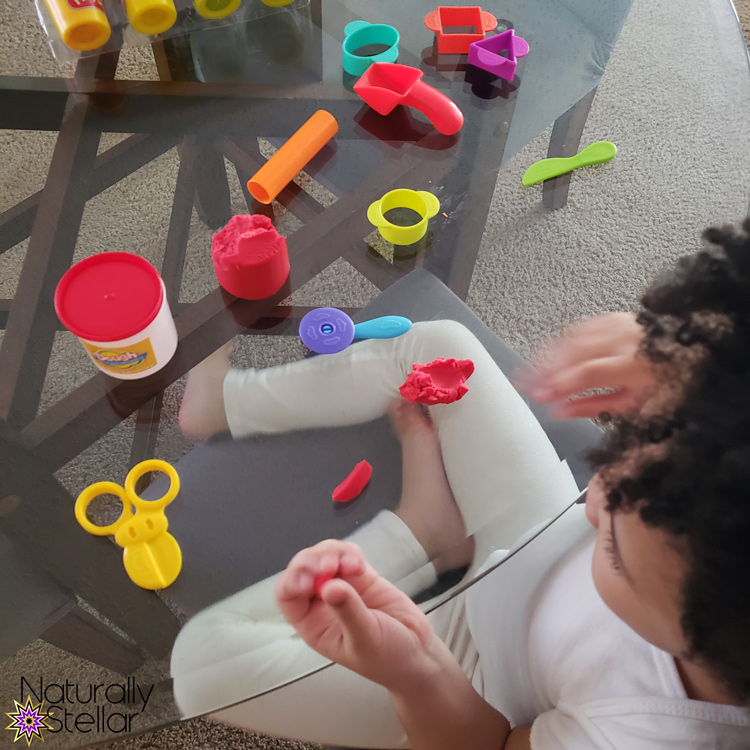 STEM and STEAM activities to keep kids busy. PlayDoh | Naturally Stellar