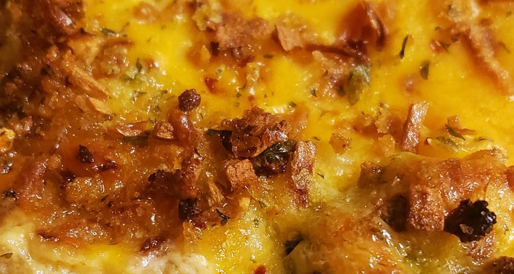 Broccoli Baked Potato Casserole Recipe | Naturally Stellar