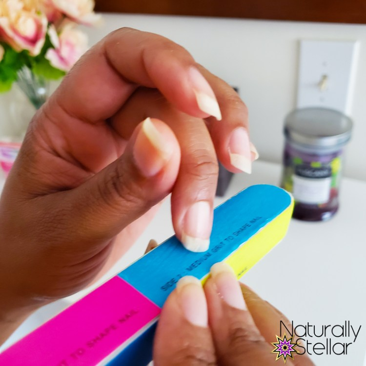 Top Tips On How To Stop Nail Biting and Healthy Nail Tips