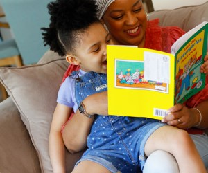 Thanks to Dolly my kid graduated the Imagination Library Book Program | Naturally Stellar