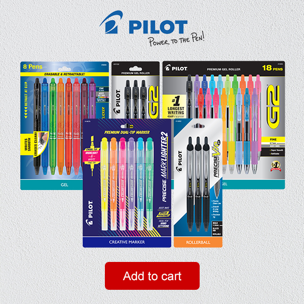 Power to the pen! Pilot Pen at Target | Naturally Stellar