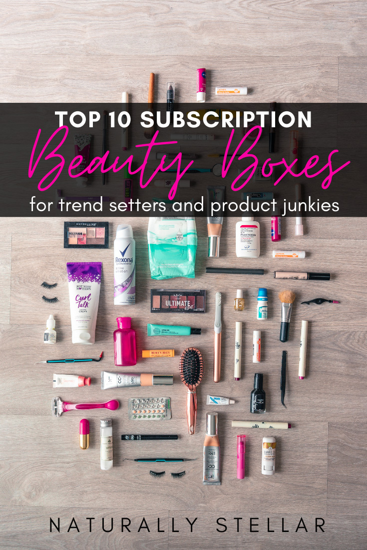 10 Dope Beauty Boxes For Product Curious Chicks
