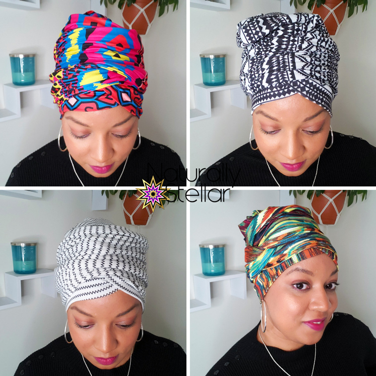 Natural hair guide featuring unique, affordable gifts for kinky coily textures - Quick Headwraps | Naturally Stellar