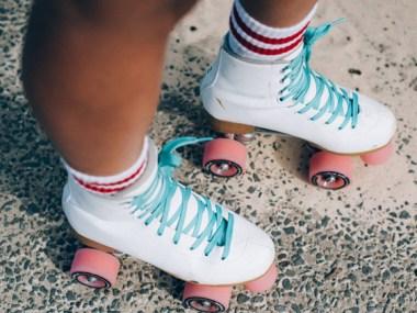 Roller Skating Tips for Beginners | Naturally Stellar