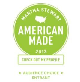 Martha Stewart American Made 2013 Nominee