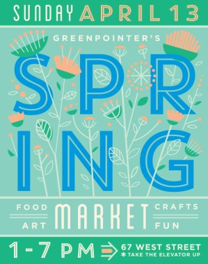 Greenpointers Spring Market