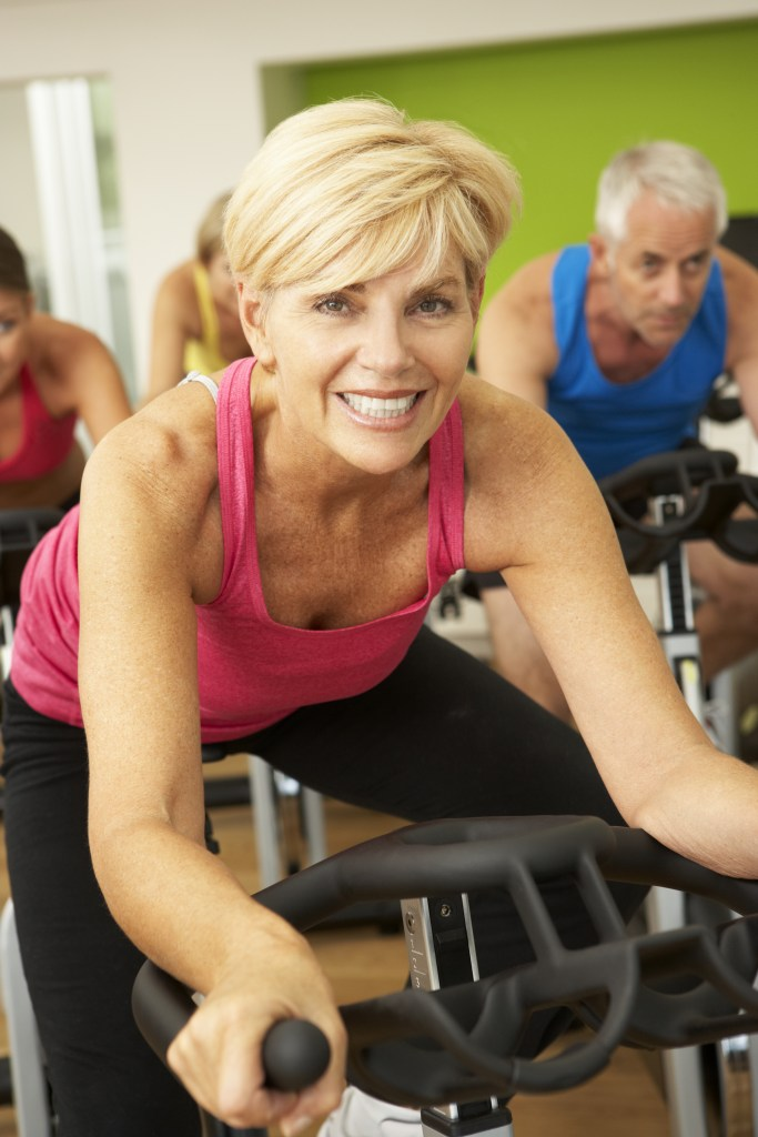 Alarming trends in health can sometimes be reversed through consistent exercise.